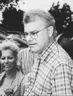 Whitley & Anne Strieber