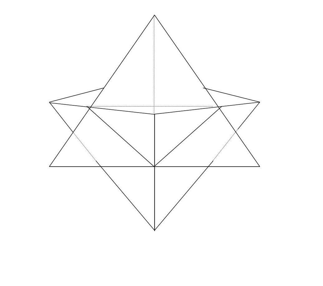 Pyramidenstrukturen