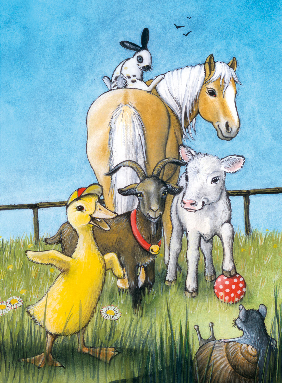 Willy und seine Freunde