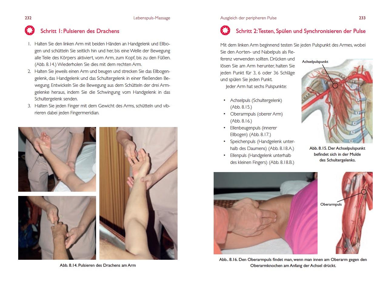 Lebenspuls Massage - Zur Verbesserung und Entgiftung des ...